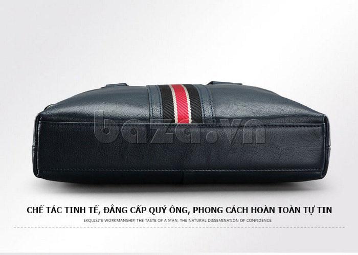 Túi da nam Feger 908-2 đẳng cấp quý ông