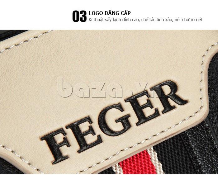 Túi da nam Feger 908-2 bán chạy
