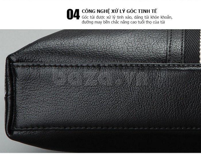 Túi da nam Feger 908-2 được yêu thích