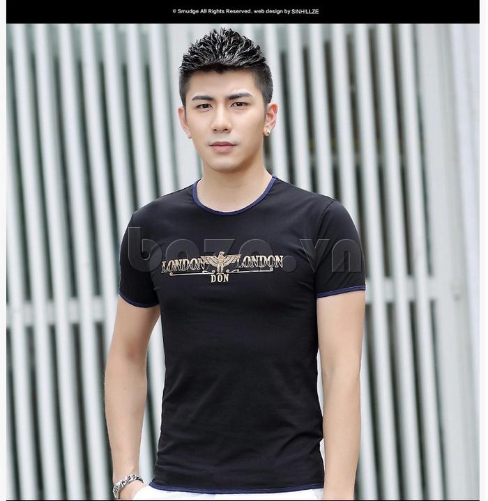 Áo T-Shirt nam thời trang Sinhillze 211