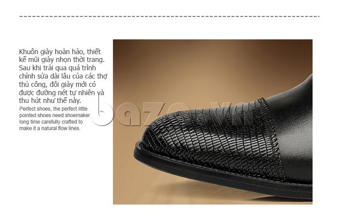 khuôn giày hoàn hảo