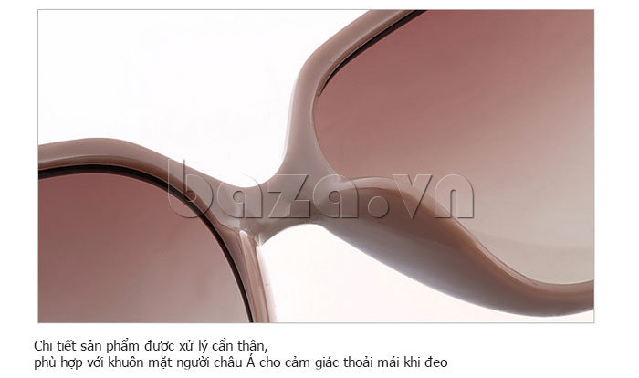 Kính nữ phân cực MSMK 3928 - kính mắt tinh tế