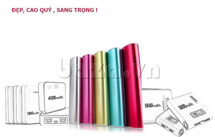 Pin dự phòng di động 10400mA Yoobao YB-6014 hàng chất lượng