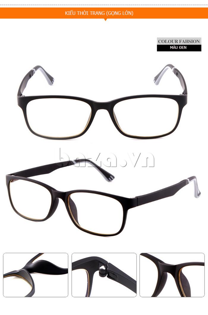 Kính mắt thời trang RBSPACE 015 - chất liệu cao cấp
