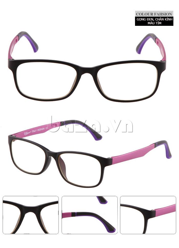 Kính mắt thời trang RBSPACE 015 - kiểu dáng thời trang