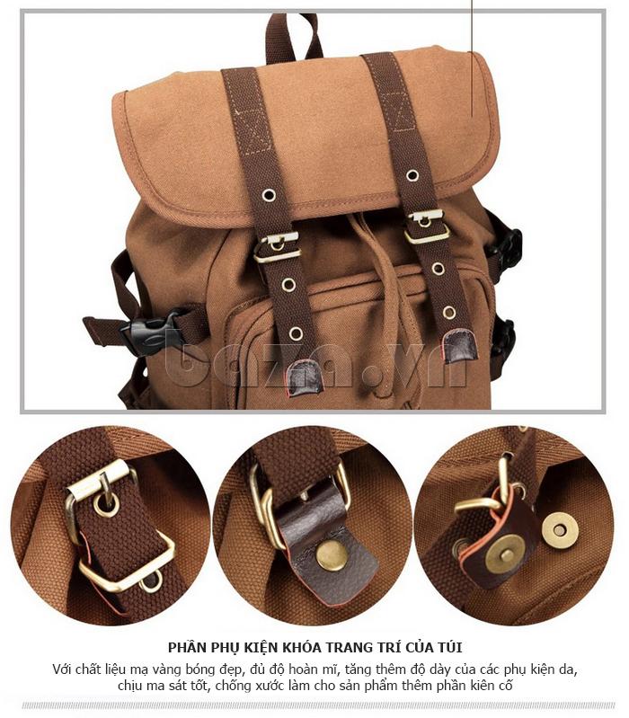 Thiết kế Balo du lịch BuweisiS053