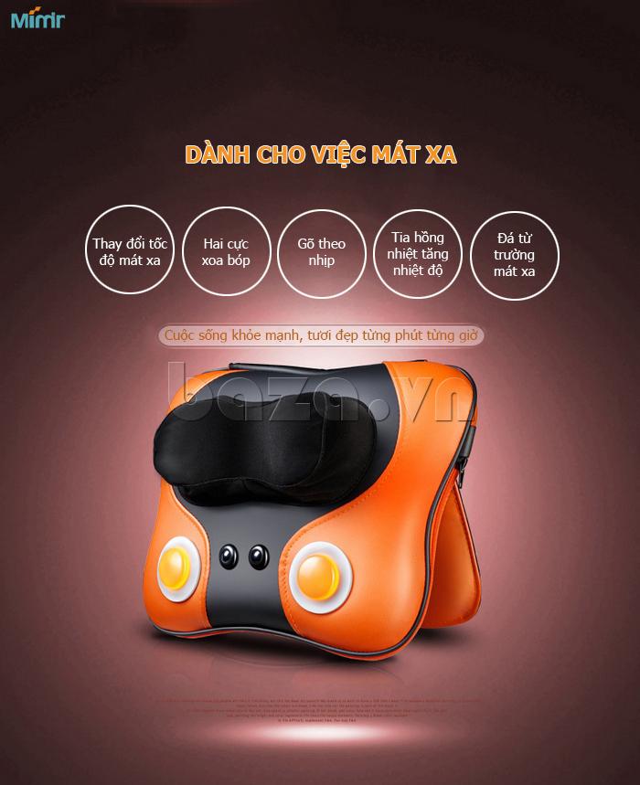 Máy massage đa năng Mimir MK-06 cho cả gia đình