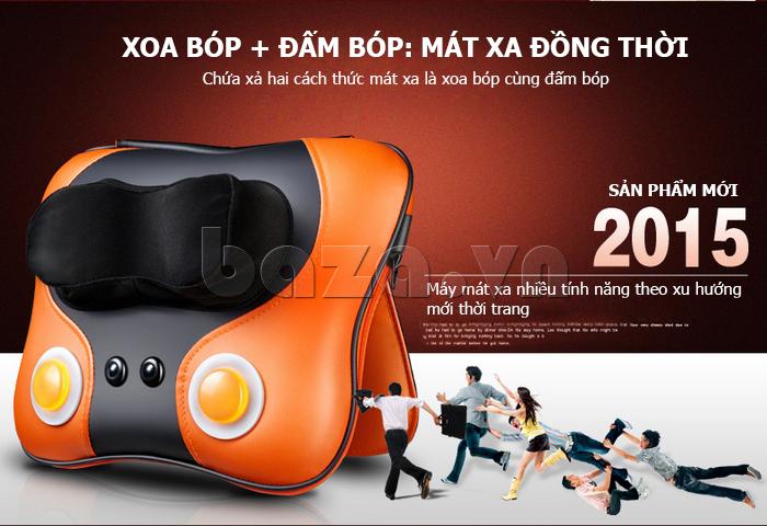 Máy xoa bóp đa năng - Máy massage đa năng Mimir MK-06