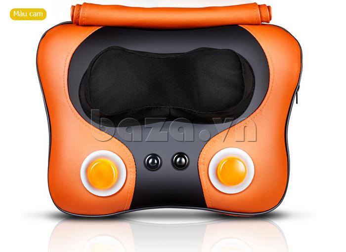 Máy massage đa năng Mimir MK-06 màu cam
