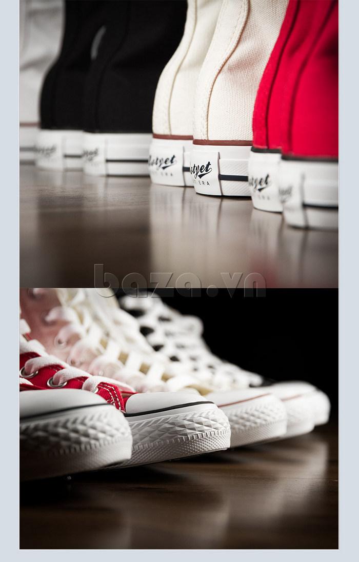 Giày vải nam Notyet NY-ZY3215 trẻ trung cuốn hút