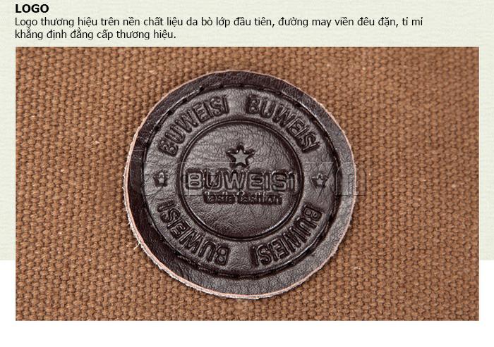 Túi vải nam Feger S038 hai túi nhỏ bên sườn cần thiết
