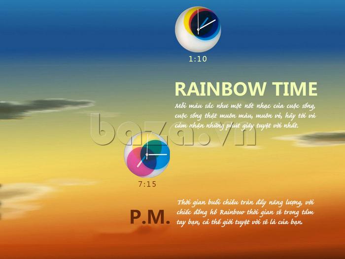 Đồng hồ thời trang Time2U 91-19045 cùng cảm nhận cuộc sống