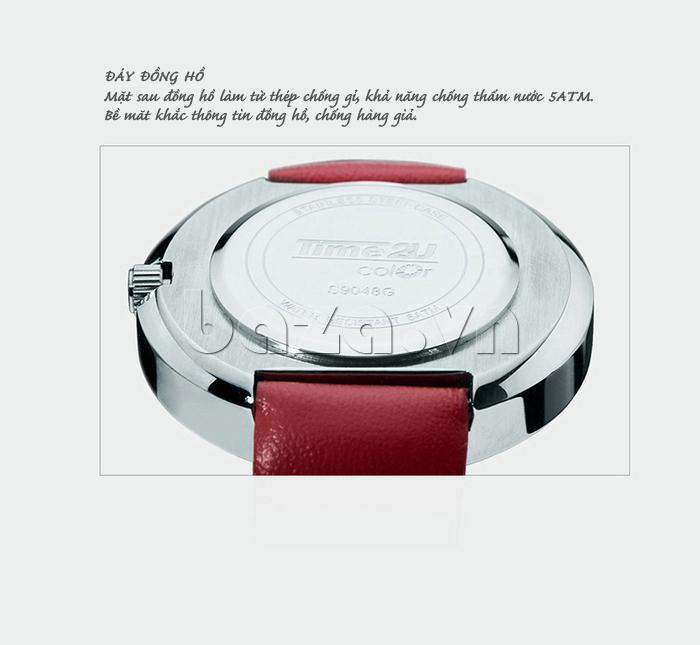 Đồng hồ thời trang Time2U 91-29048 cao cấp