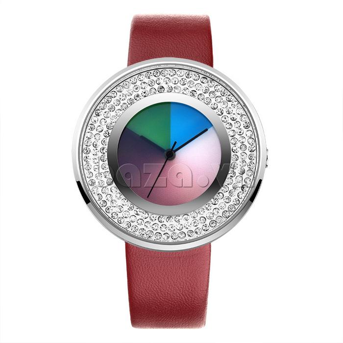 Đồng hồ thời trang Time2U 91-29048 thời trang trẻ trung