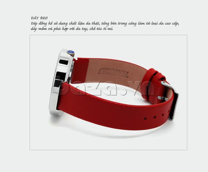 Đồng hồ thời trang Time2U 91-29048 dây đeo chất lượng