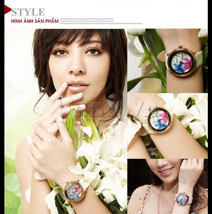 Đồng hồ nữ Time2U 91-18395- hình ảnh sản phẩm