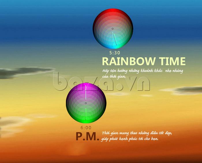 Đồng hồ thời trang Time2U 92-17533 mang tới vẻ ngoài tươi đẹp