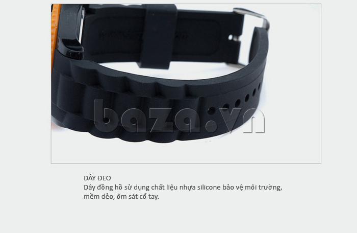 Đồng hồ thời trang Time2U 92-17533 khóa gài tiện dụng