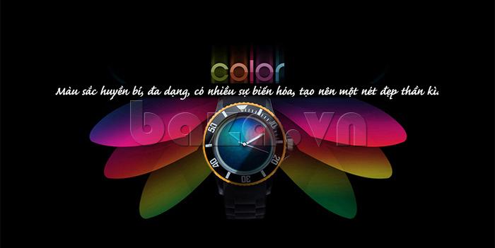 Đồng hồ thời trang Time2U 92-17533 vẻ đẹp ấn tượng và cuốn hút hàng đầu