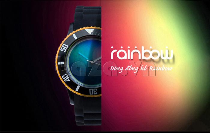 Đồng hồ thời trang Time2U 92-17533 đồng hồ hàng hiêu mới