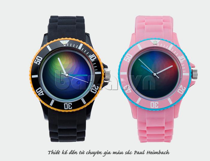 Đồng hồ thời trang Time2U 92-17533 màu sẽ phù hợp với cá tính của bạn gái