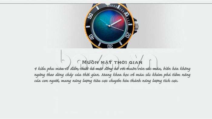 Đồng hồ thời trang Time2U 92-17533 muôn mặt của thời gian