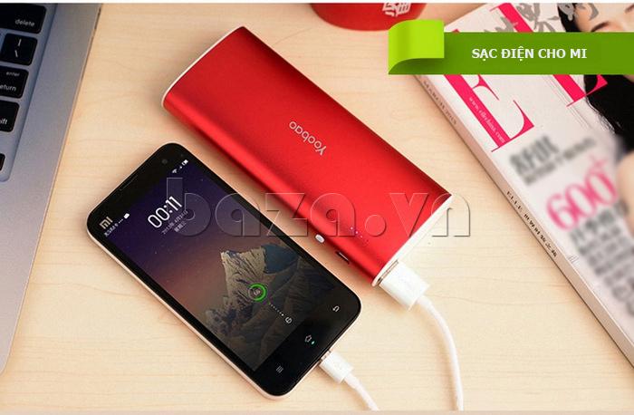 Pin dự phòng di động 10000mA Yoobao S5 đa dạng màu sắc