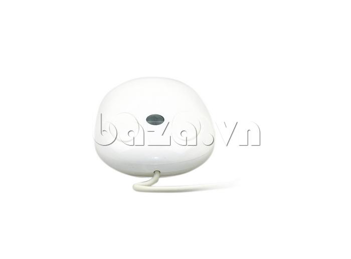 Chuột máy tính Qant Mo  mẫu màu trắng