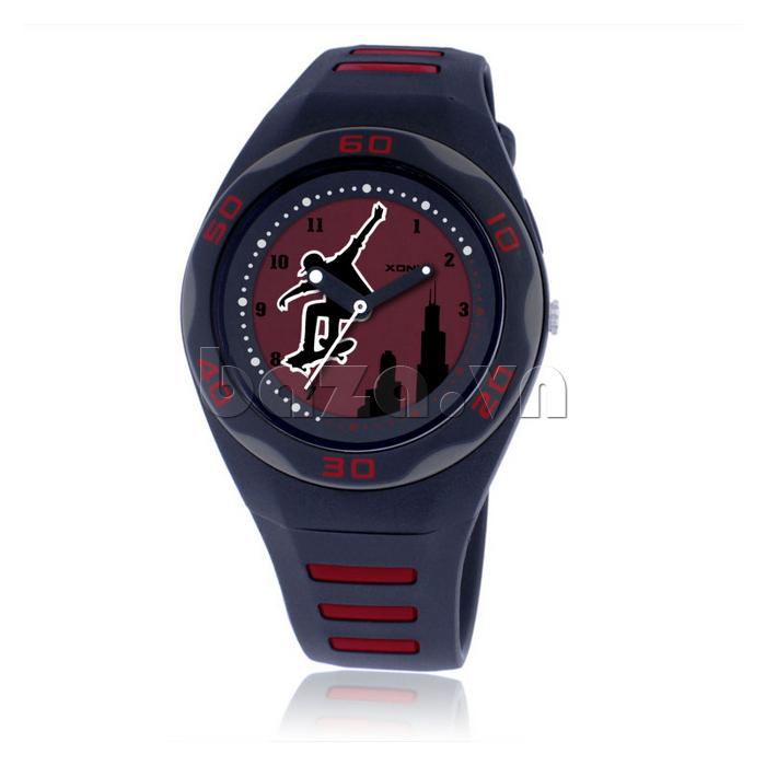 Đồng hồ thể thao Xonix RB thích hợp với các hoạt động thể thao