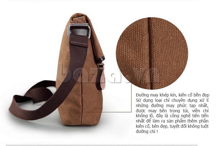 Túi đeo thời trang Buweisi S062 đường may khép kín, kiên cố
