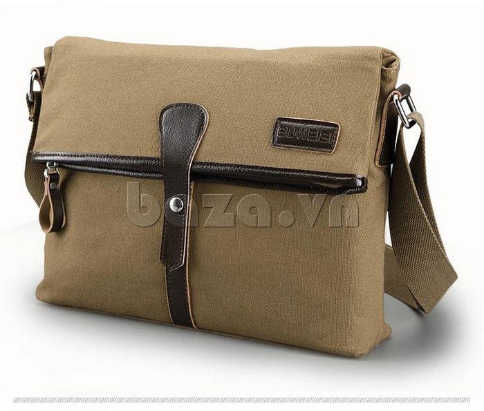 Túi đeo thời trang Buweisi S062 phong cách Army