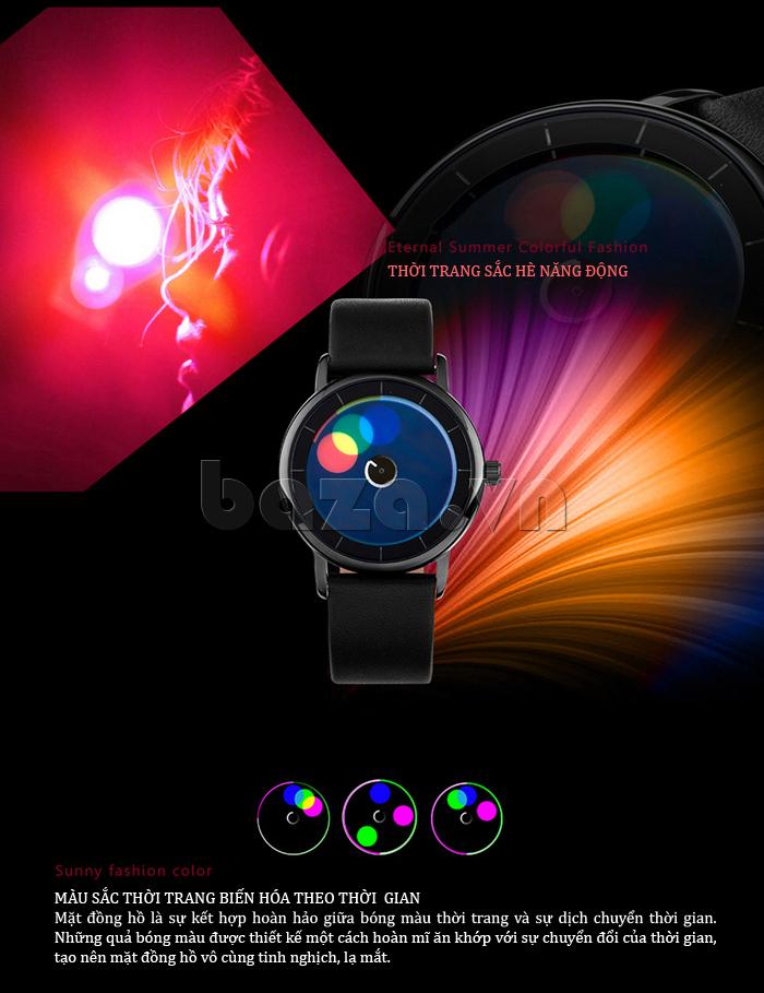 Đồng hồ thời trang Time2U 91-19045 hot