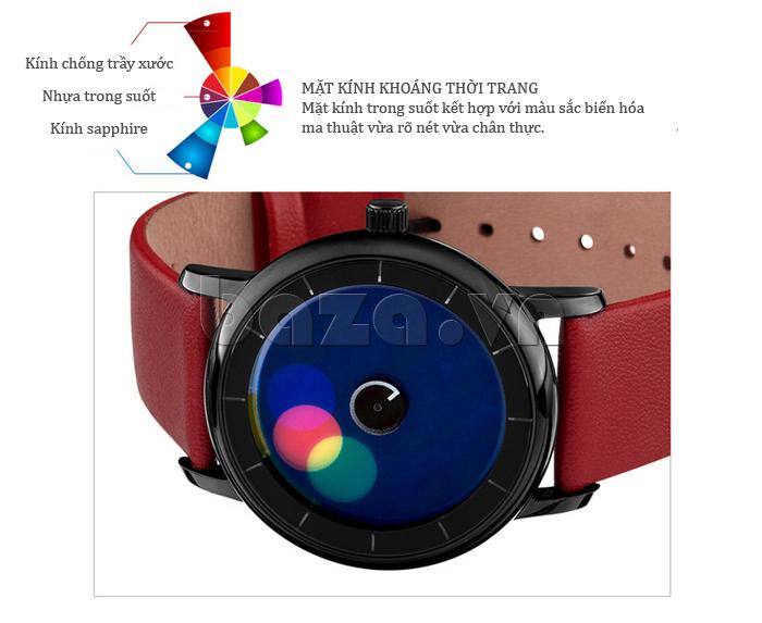 Đồng hồ thời trang Time2U 91-19045 thiết kế đẹp