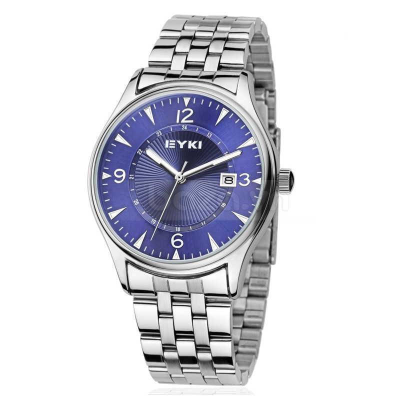 Đồng hồ Eyki EET8703 thuộc dòng đồng hồ Quartz thạch anh