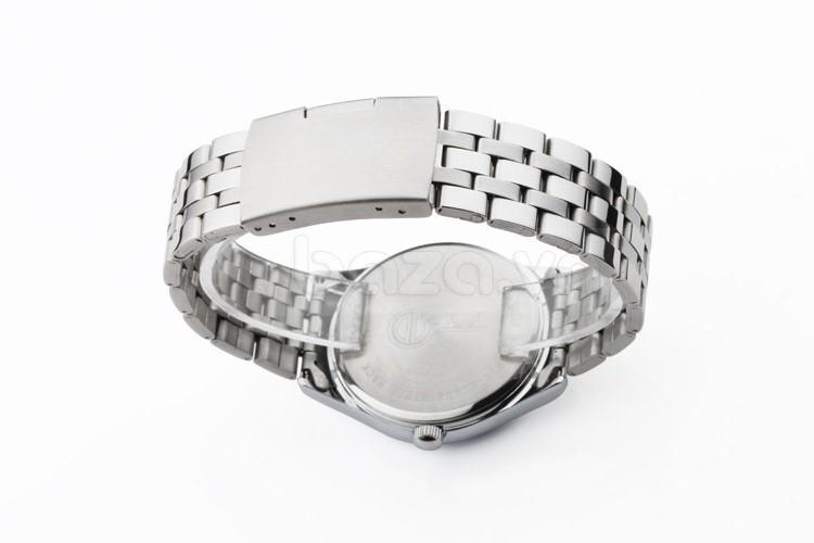 Đồng hồ Eyki EET8703 dây đeo khóa bấm thời trang