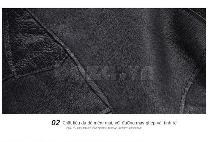 Túi nữ da dê mềm mại Binnitu 8036