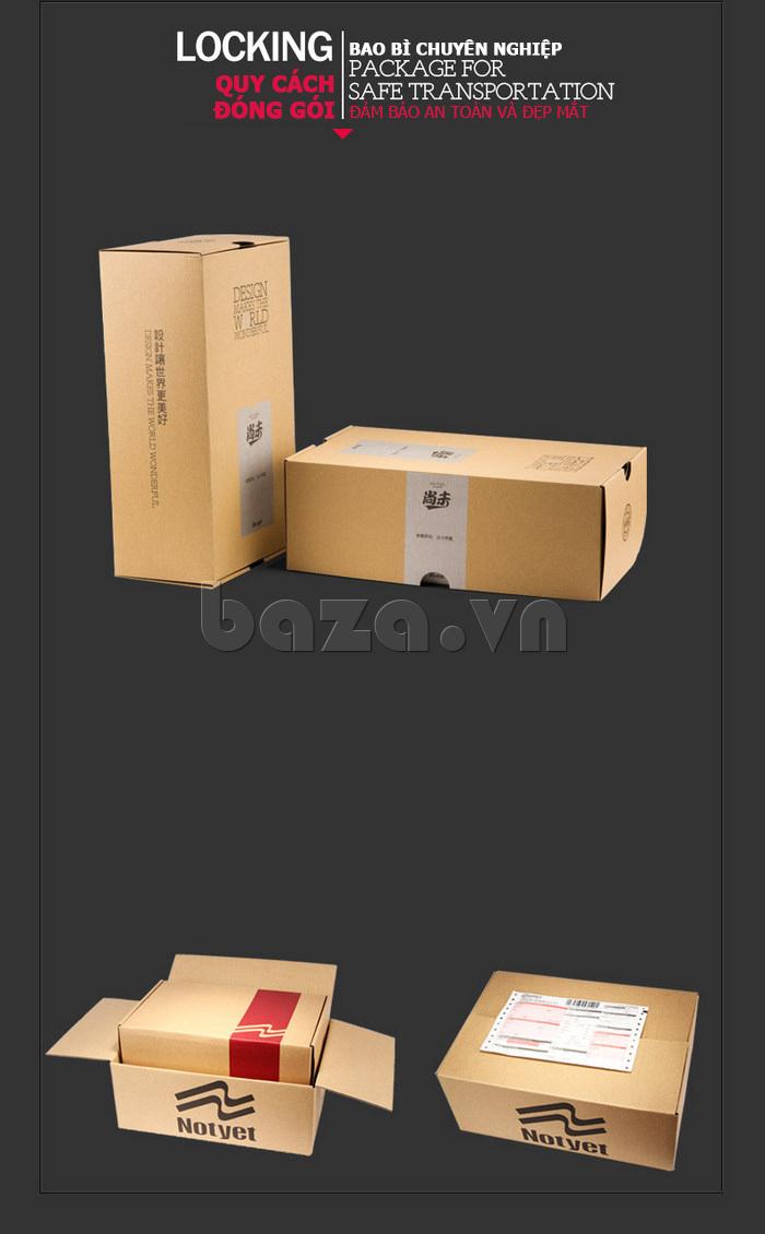Hộp đựng của giày vải nam Notyet NY-LD3309