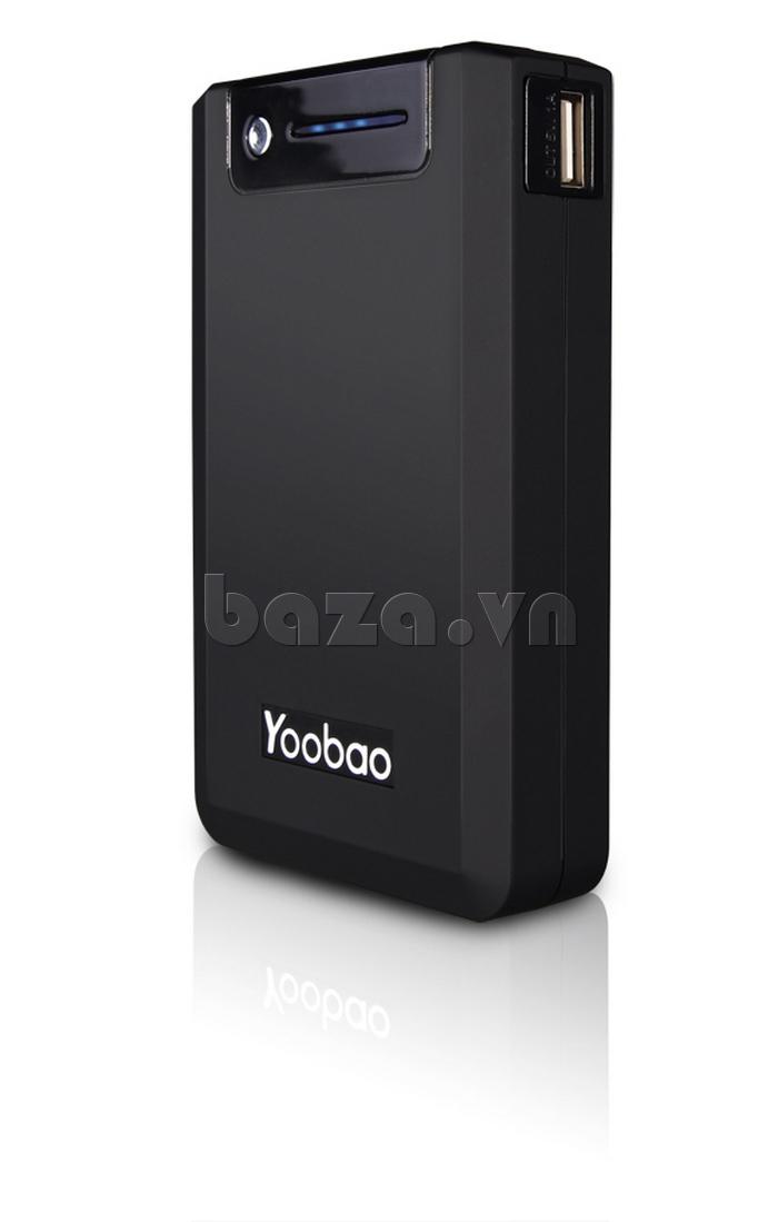 Pin dự phòng di động 13000mA Yoobao YB-655pro nhỏ gọn