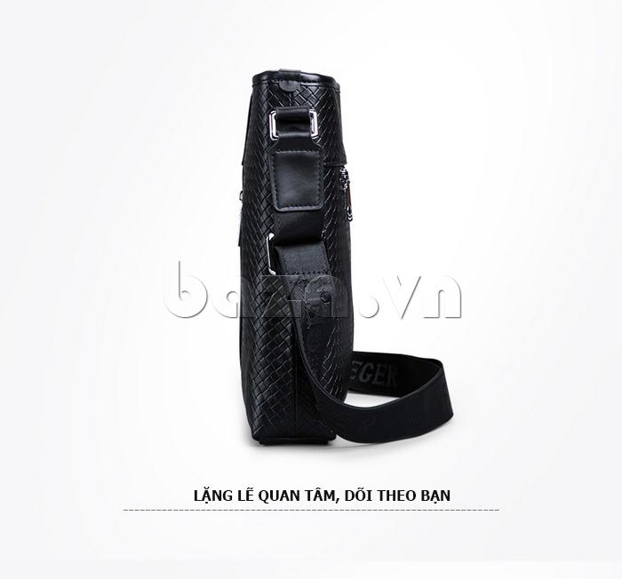 Túi da nam Feger 916-1 tinh xảo