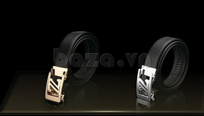 Dây lưng nam Lytoomoy LT103 mặt khóa chữ Z