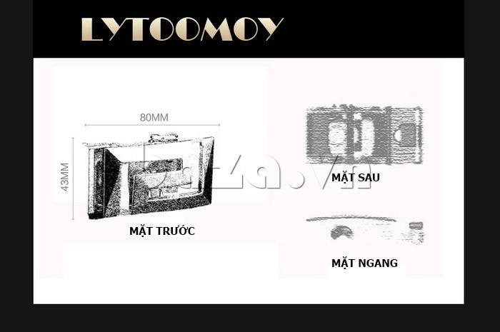Dây lưng nam Lytoomoy LT103 chính hãng