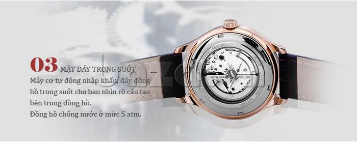 Đồng hồ nam Time2U 91-18958 ấn tượng và nổi bật