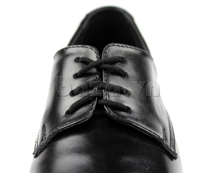 Giày nam tăng chiều cao Max Dovin - dây buộc tròn phong cách