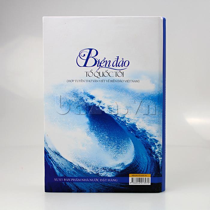 Sách Biển đảo Tổ quốc tôi
