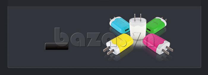 Pin dự phòng di động 4400mAh Yoobao YB-621 đẹp và hoàn hảo