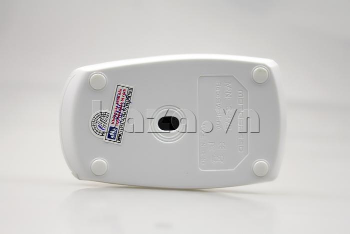 Mặt dưới Chuột máy tính Motospeed G370