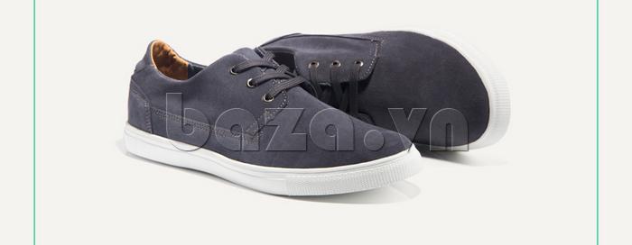 Giày nam Notyet NY-SB3272 màu xám dễ phối đồ