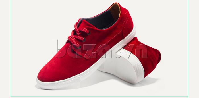 Giày nam Notyet NY-SB3272 giúp bạn nổi trội ngày hẹn hò cuối tuần