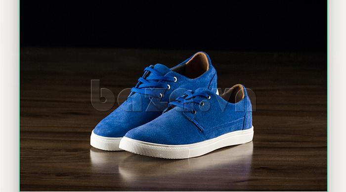 Giày nam Notyet NY-SB3272 màu xanh dương cá tính và trẻ trung