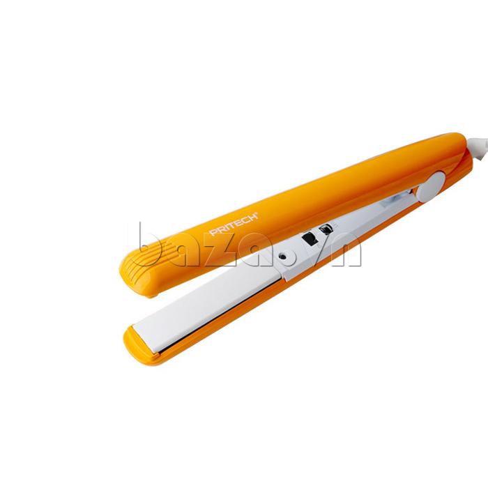 Máy là tóc Pritech TA-662C màu vàng rực rỡ